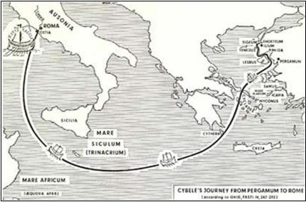 rome_cybele_journey
