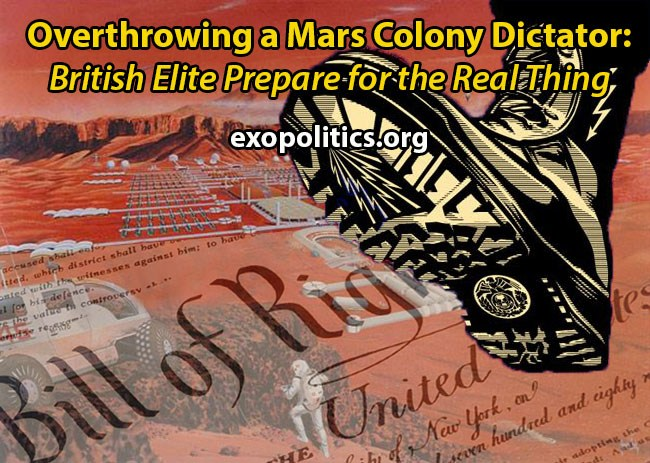 Mars-Colony-Dictatorship