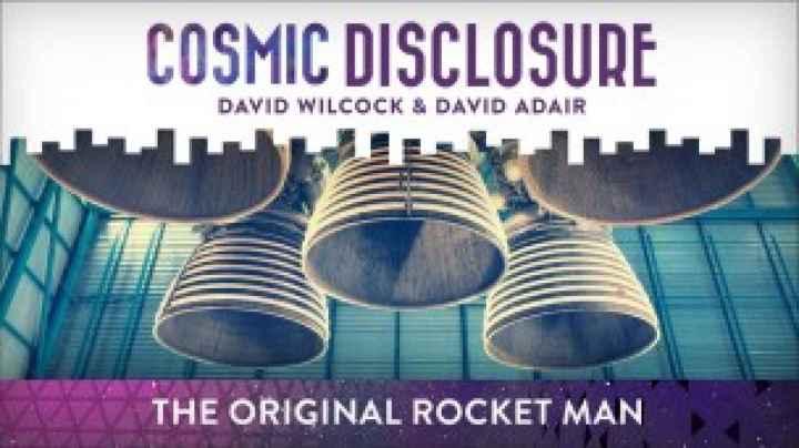 """Revelación Cósmica: El """"Rocket Man""""Original"""