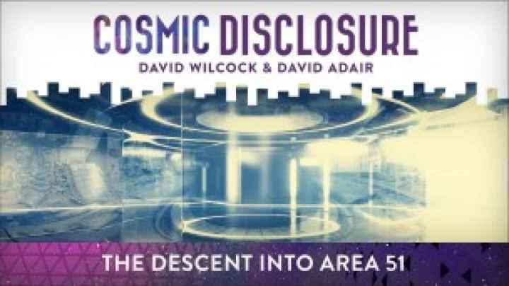 Revelación Cósmica: Descendiendo al Área51