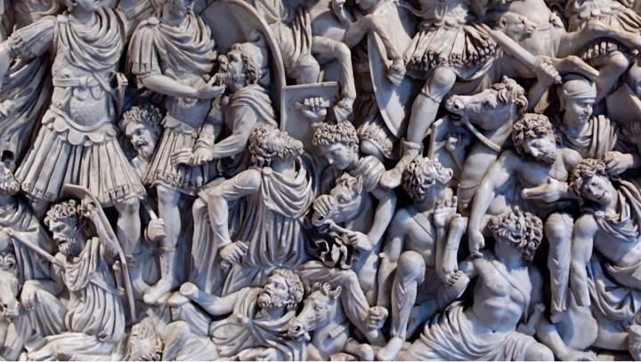 6_sculpture_of_Romans