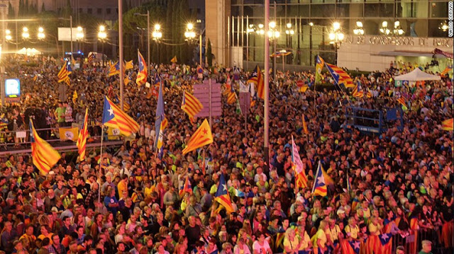 Catalonia referendum 2