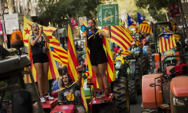 Meditación para el referendum Catalán el Domingo 1° deOctubre