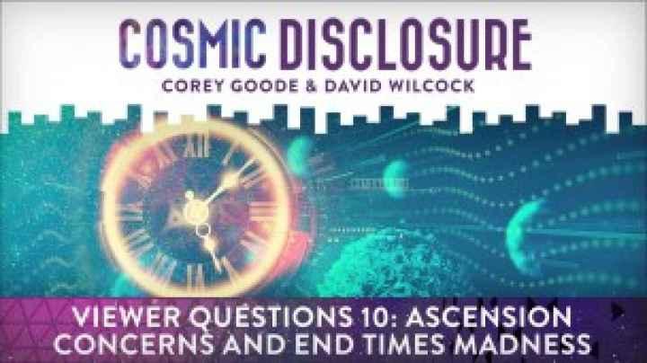 Revelación Cósmica: Preguntas de los espectadores — Preocupaciones sobre la Ascención y Locura del Fin de losTiempos