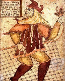 trickster-god