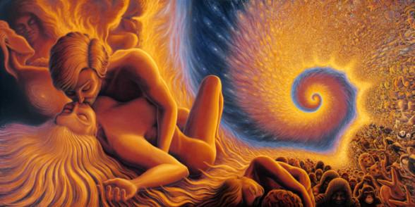 S.E.X. — Sacred Energy Exchange, Intercambio Sagrado deEnergía