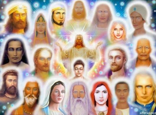 Sanación Remota con los Maestros Ascendidos y los 13 RayosEstelares