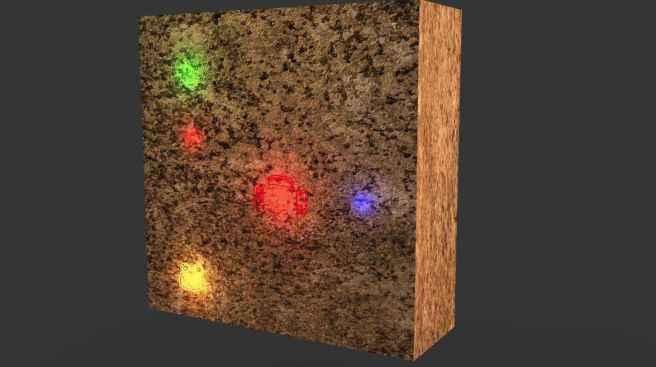 15_Lights_flashing_on_panel