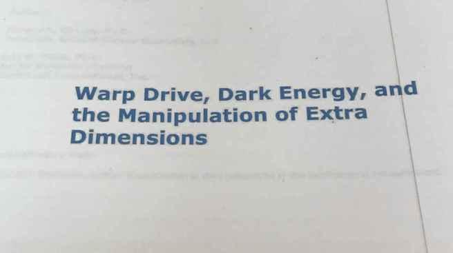 19_Document_Warp_Drive_Dark_Energy_etc
