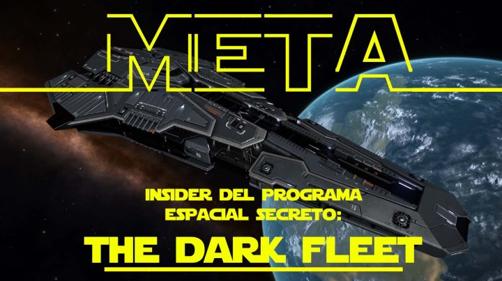 Entrevista Inédita con Insider de la Flota Obscura: Divulgación del Programa EspacialSecreto