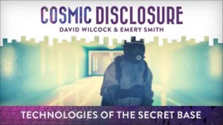 Revelación Cósmica: Tecnologías de la BaseSecreta