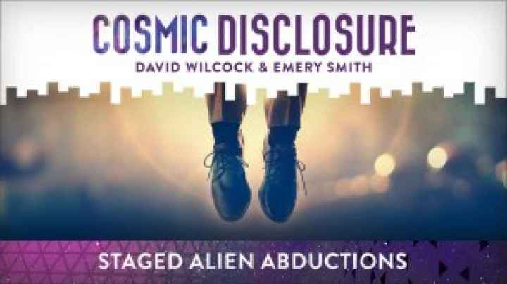 Revelación Cósmica: Abducciones AlienígenasFingidas