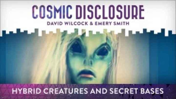 Revelación Cósmica: Criaturas híbridas y basessecretas