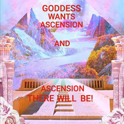 Goddess Ascension
