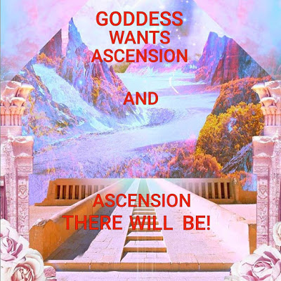 Goddess Ascension