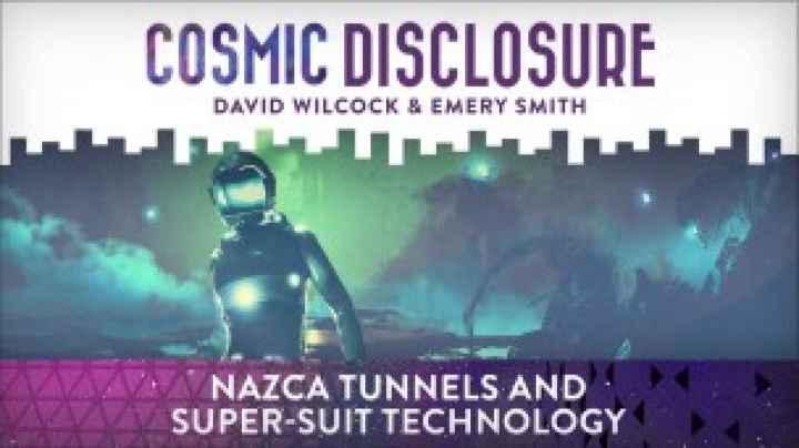 Revelación Cósmica: Túneles de Nazca y Tecnología desúper-trajes