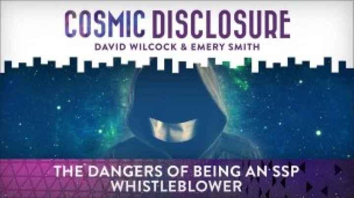 Revelación Cósmica: Los riesgos de ser un denunciante delSSP