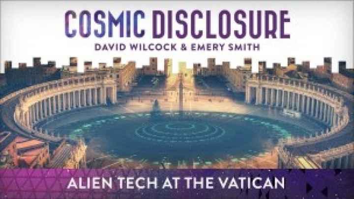 Revelación Cósmica: Tecnología Alienígena en elVaticano