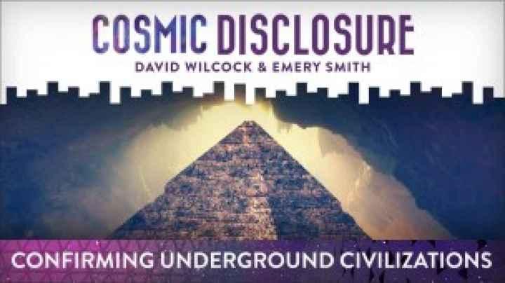 Revelación Cósmica: Confirmación de CivilizacionesSubterráneas