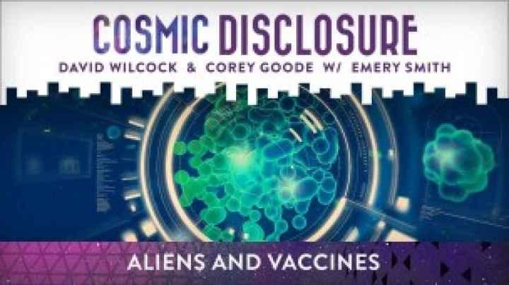 Revelación Cósmica: Alienígenas yVacunas