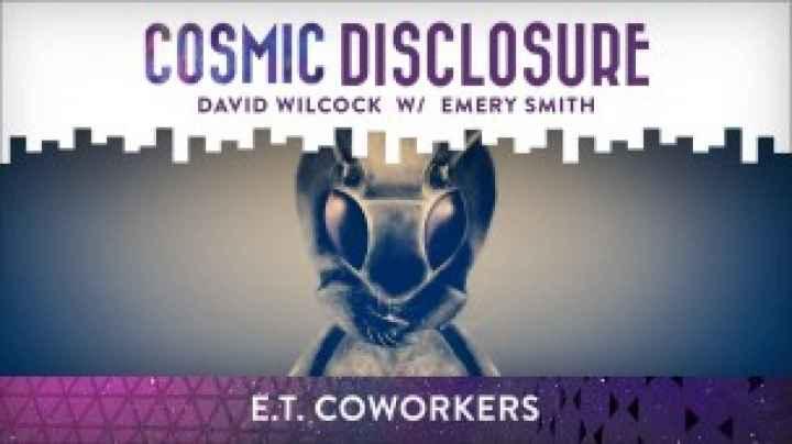 Revelación Cósmica: Compañeros de TrabajoExtraterrestres