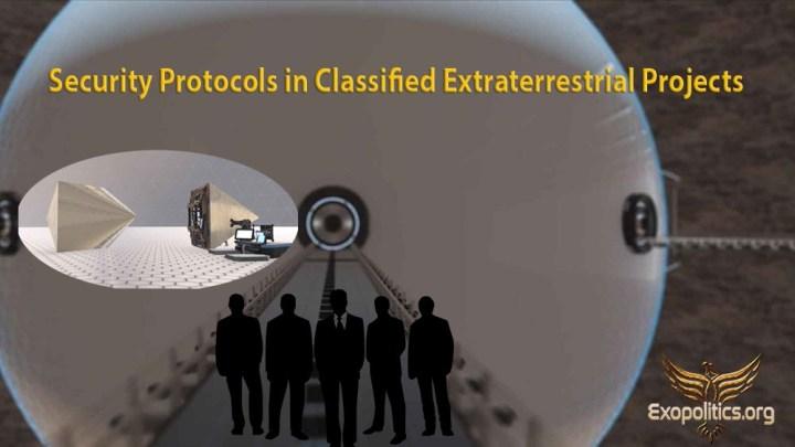 Protocolos de Seguridad en los Proyectos ExtraterrestresClasificados