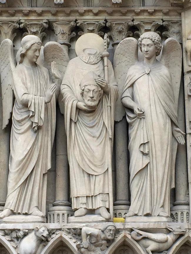 Los secretos ocultos de Notre Dame y los Parisios deIsis