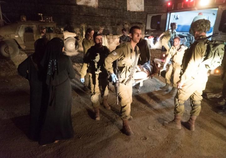 El FDI admite haber armado a los rebeldessirios
