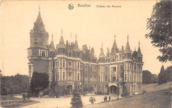 Chateaux Des Amerois — El Castillo de las Madres de laObscuridad