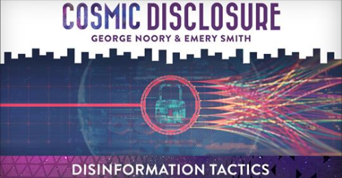 Revelación Cósmica: Tácticas deDesinformación