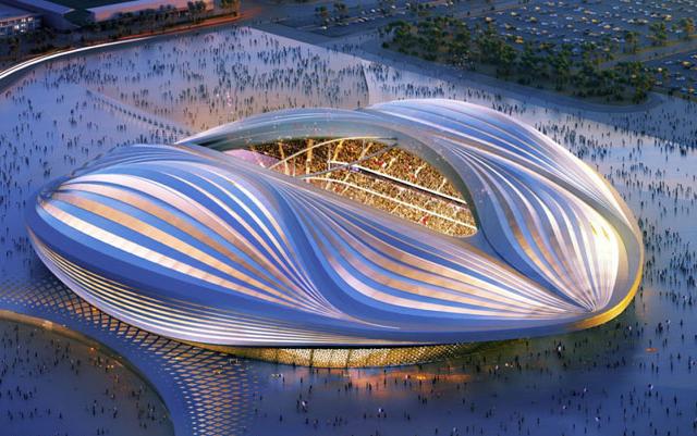 intuitive stadium design