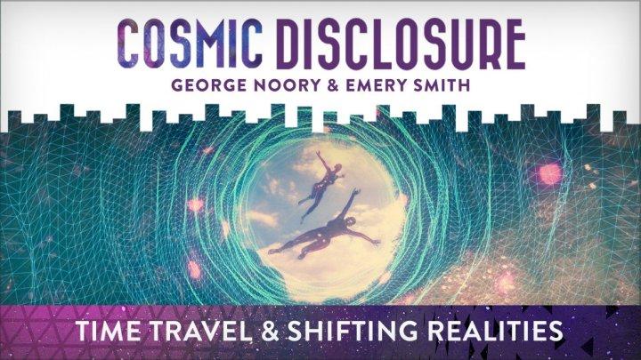 Revelación Cósmica: Viaje en el tiempo y realidadescambiantes