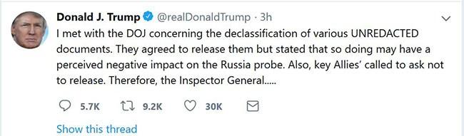 Trump-Tweet-on-Speaking-with-US-allies-1