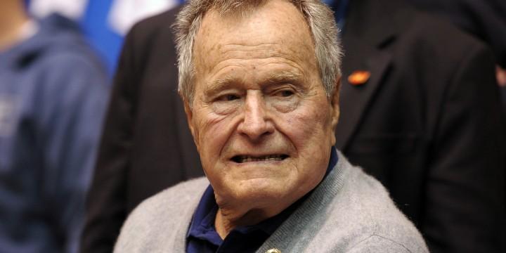 La Red de Prostitución Infantil de George Bush Padre — Colección deArtículos