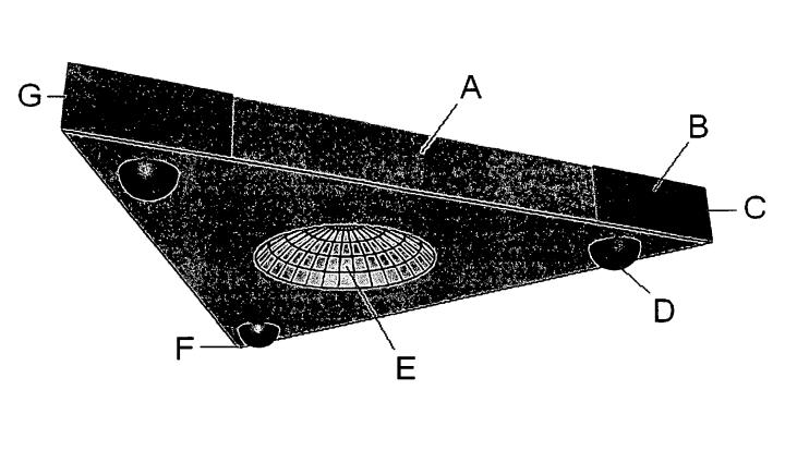 Actualización del programa de espacio secreto: Patente del TR-3B ahora es de dominiopúblico