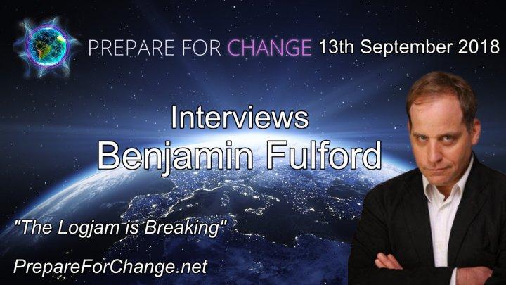 Pláticas con Benjamin Fulford: La Presa seRompe